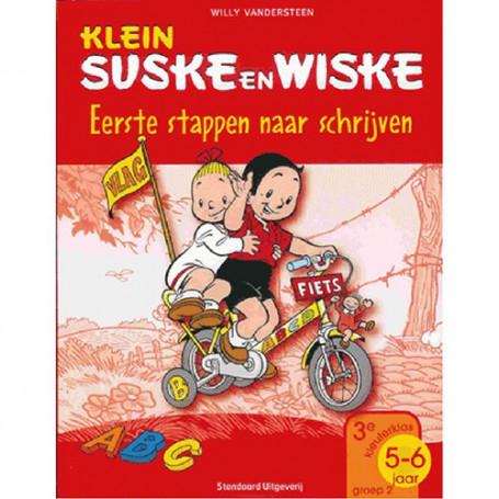 Klein Suske en Wiske - Eerste stappen naar schrijven