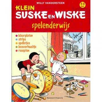 Klein Suske en Wiske - Spelenderwijs