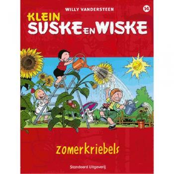 Klein Suske en Wiske 14 - Zomerkriebels