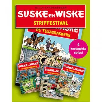 Suske en Wiske - Stripfestival (Lidl)