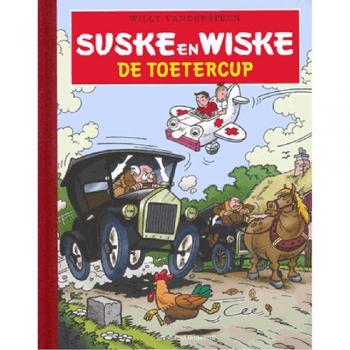 Suske en Wiske - De toetercup luxe