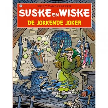Suske en Wiske 304 - De jokkende joker