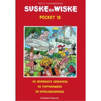 Suske en Wiske - Pocket nr.13
