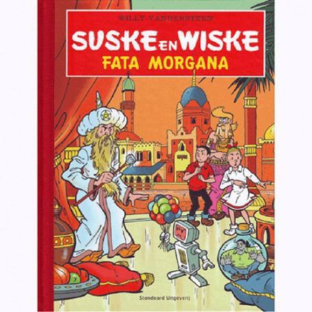 Suske en Wiske - Fata Morgana luxe