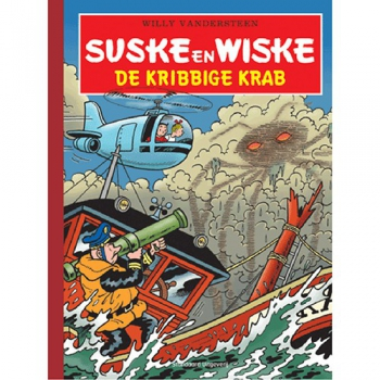 Suske en Wiske - De kribbige krab luxe