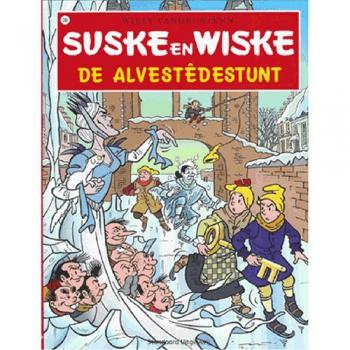 Suske en Wiske - De alvestêdestunt