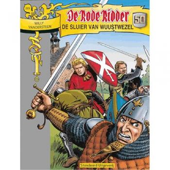 De Rode Ridder 223 - De sluier van Wuustwezel