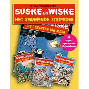 Suske en Wiske - Het spannende stripboek (Lidl)