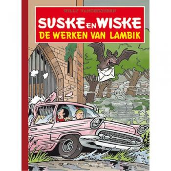 Suske en Wiske - De werken van Lambik luxe