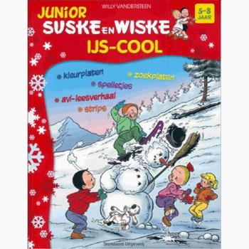 Klein Suske en Wiske - IJs-cool