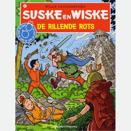 Suske en Wiske 307 - De rillende rots