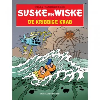Suske en Wiske - De kribbige krab (2020)