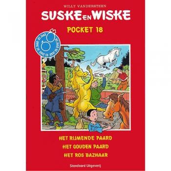 Suske en Wiske - Pocket nr.18