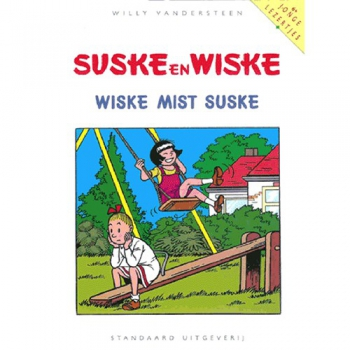Suske en Wiske leesboekje - Wiske mist Suske