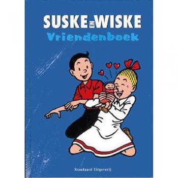 Suske en Wiske vriendenboek