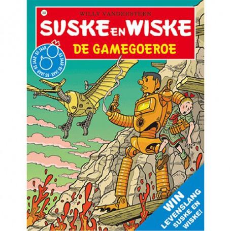 Suske en Wiske 308 - De gamegoeroe