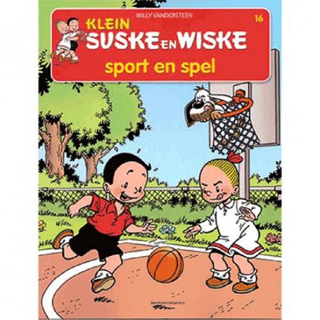 Klein Suske en Wiske 16 - Sport en spel