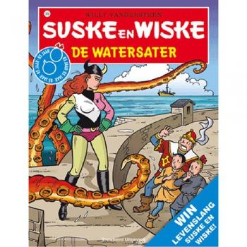 Suske en Wiske 309 - De watersater