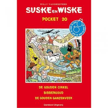 Suske en Wiske - Pocket nr.20