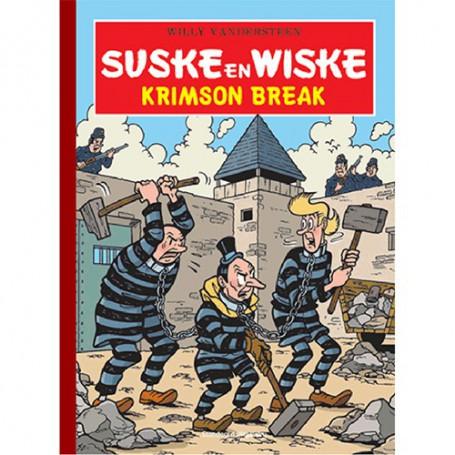 Suske en Wiske - Krimson break luxe