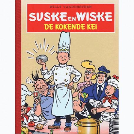 Suske en Wiske - De kokende kei luxe
