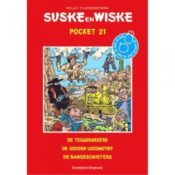 Suske en Wiske - Pocket nr.21