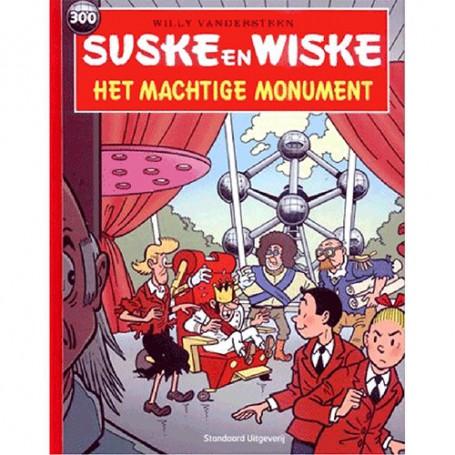 Suske en Wiske - Hardcover nr.300 Het machtige monument