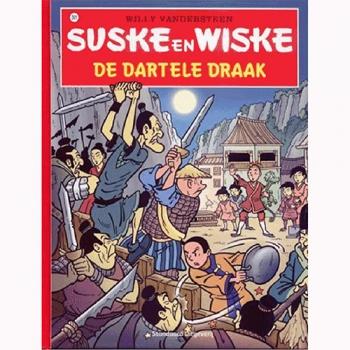 Suske en Wiske - Hardcover nr.301 De dartele draak
