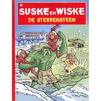 Suske en Wiske - Hardcover nr.302 De sterrensteen