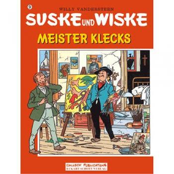 Suske en Wiske - Duits nr.09 - Meister Klecks