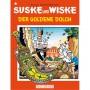 Suske en Wiske - Duits nr.11 - Der goldene Dolch