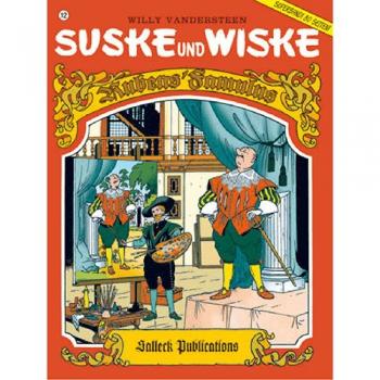 Suske en Wiske - Duits nr.12 - Rubens Famulus