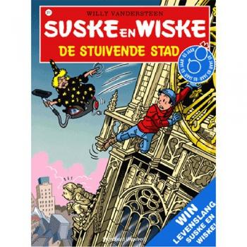 Suske en Wiske 311 - De stuivende stad