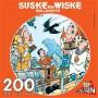 Suske en Wiske puzzel rond De schat van Beersel