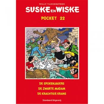 Suske en Wiske - Pocket nr.22