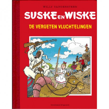 Suske en Wiske - De vergeten vluchtelingen luxe