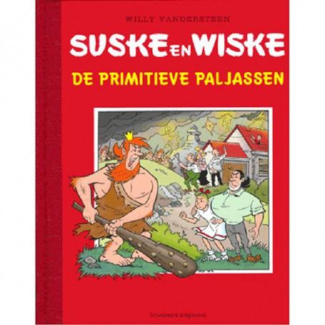 Suske en Wiske - De primitieve paljassen luxe