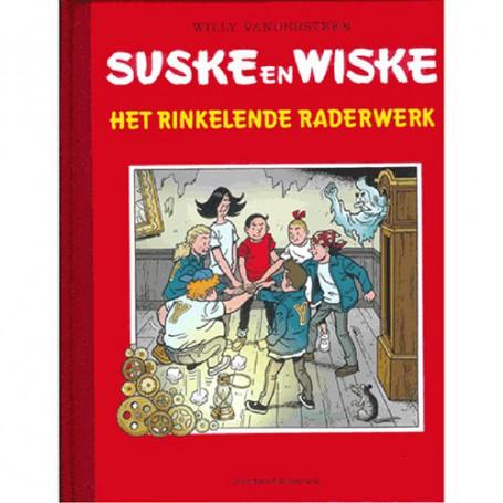 Suske en Wiske - Het rinkelende raderwerk luxe