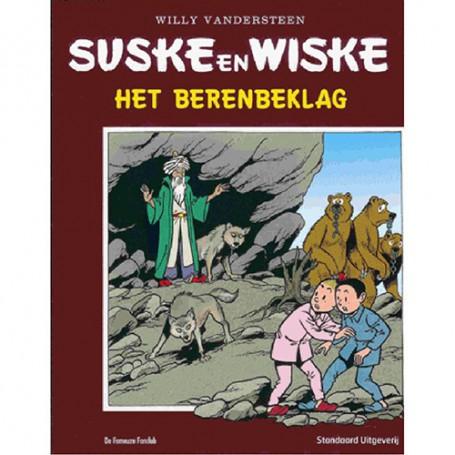 Suske en Wiske - Het berenbeklag sc (fanclub)
