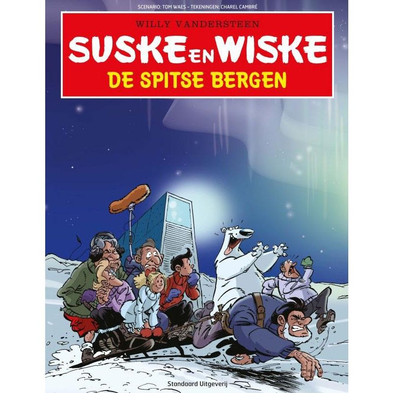 Comic Stripshop - Suske en Wiske 329 - Suskewiet