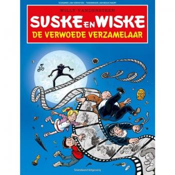 Suske en Wiske - De verwoede verzamelaar (SOS Kinderdorpen)
