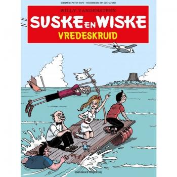 Suske en Wiske - Vredeskruid (SOS Kinderdorpen)