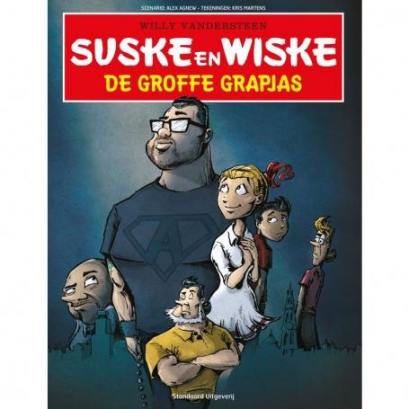 Suske en Wiske - De groffe grapjas (SOS Kinderdorpen)