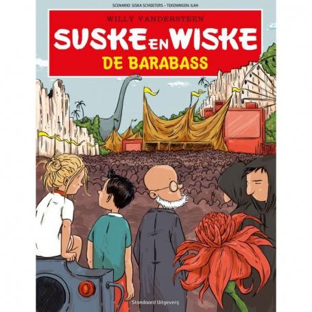 Suske en Wiske - De barabass (SOS Kinderdorpen)
