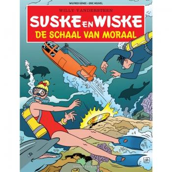 Suske en Wiske - De schaal van moraal (SOS Kinderdorpen)