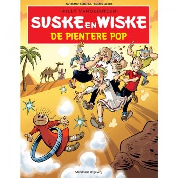 Suske en Wiske - De pientere pop (SOS Kinderdorpen)