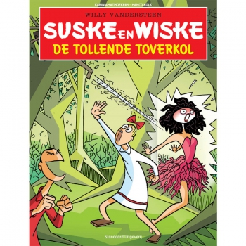 Suske en Wiske - De tollende toverkol (SOS Kinderdorpen)