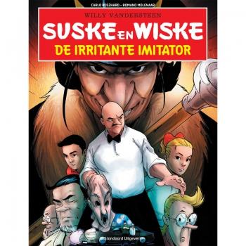 Suske en Wiske - De irritante imitator (SOS Kinderdorpen)