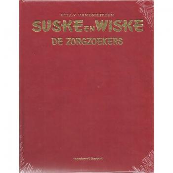 Suske en Wiske - De zorgzoekers superluxe