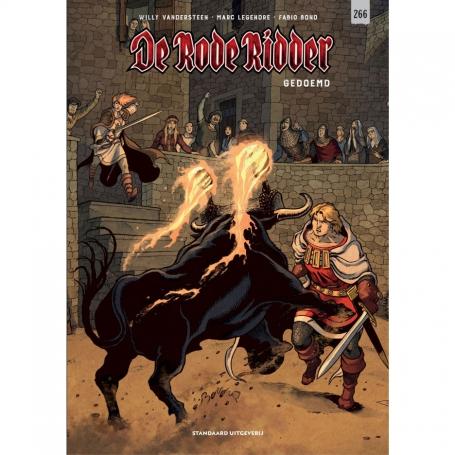 De Rode Ridder 266 - Gedoemd